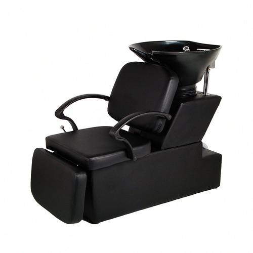 Homedex Adjustable Salon Backwash Bowl Shampoo Barber Chair Sink Spa Equipment Station Unit