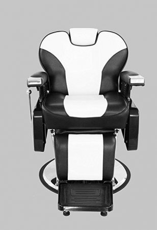 Exacme Barber Chair 8702bw