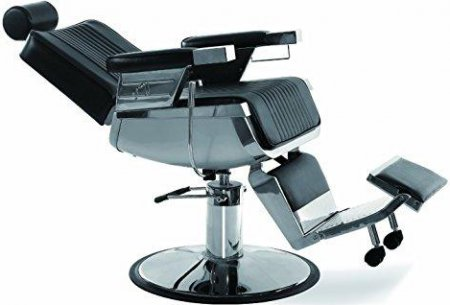 Heavy Duty Hydraulic Recline Barber Chair