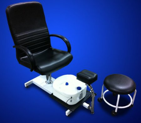 New Pedicure Station Chair Salon Unit