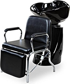 Icarus Liger Shampoo Chair Backwash Unit