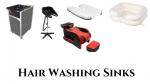 Hair Washing Sinks