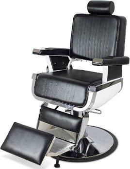 Truman Vintage Reclining Hair Salon Barber Chair