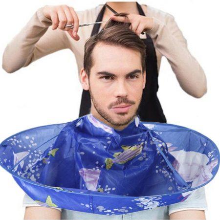 AMA(TM) Hair Cutting Cloak Gown