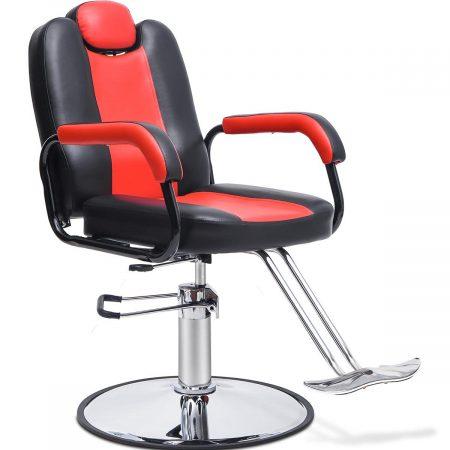 Merax Hydraulic Reclining Salon Chair