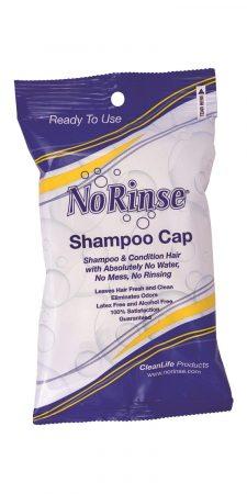 No-Rinse Shampoo Cap, Microwaveable Latex-Free and odorless